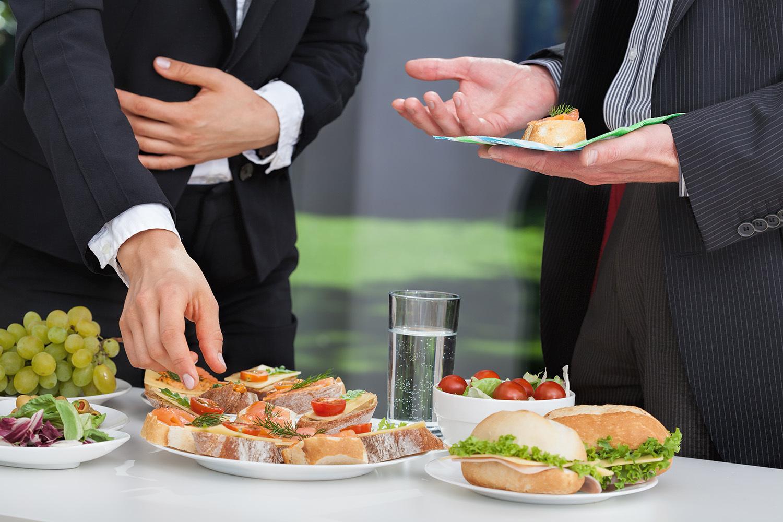Zdrowo W Biznesie Catering Na Konferencjach Szkolenia Kursy